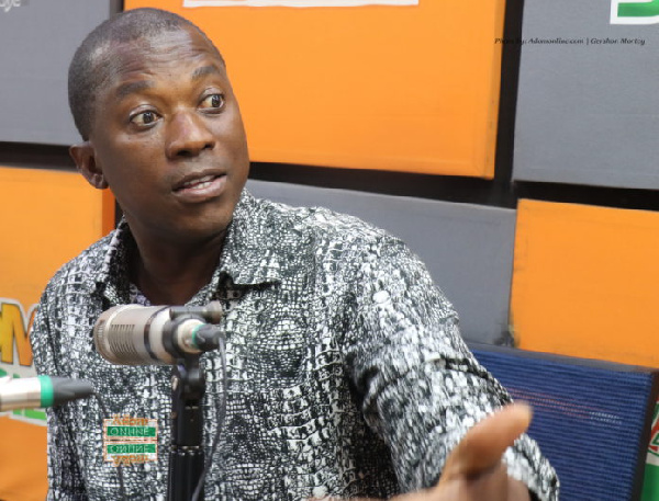 NDC caucus must explain why Nitiwul, Dery, Kan-Dapaa weren't rejected – Tetteh Chai