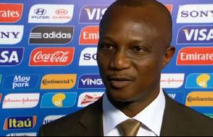Kwesi Appiah, Black Stars head coach