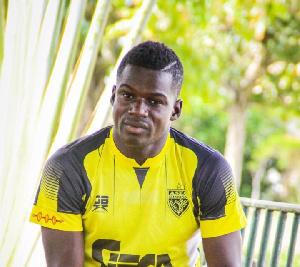 Former Kotoko forward, Ahmed Toure