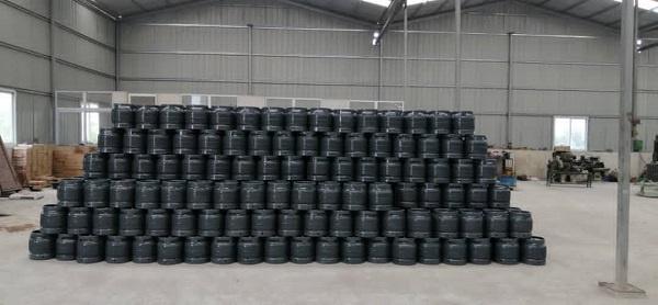 Awutu Senya West gets cylinder factory udner 1D1F Program