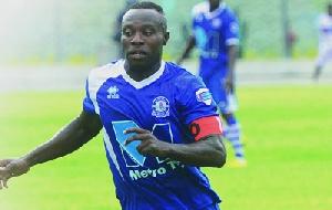 Former Black Stars midfielder Godwin Attram
