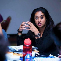 Fatima Alimohamed, Chairperson of the Association of Ghana Industries (AGI) Agribusiness Sector
