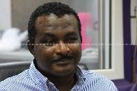 Kweku Ricketts-Hagan, NDC flagbearer hopeful