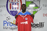 Emmanuel Adjetey delighted to re-join Inter Allies