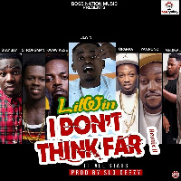 Lilwin features Kwaw Kese, Yaa Pono, Strongman, others on 'I Don't Think Far' remix