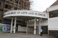 The new Ghana Academy of Arts and Sciences