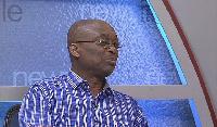 kweku Baako, Editor-in-chief of the New Crusading Guide Newspaper