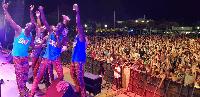 FRA performed in Spain last Saturday