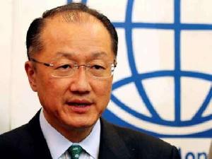 World Bank Group President, Dr. Jim Yong Kim