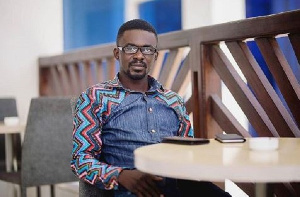 Nana Appiah Mensah is the CEO of defunct Menzgold