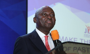 Samuel Atta Akyea, Chairperson, Mines and Energy Committee of 8th Parliament