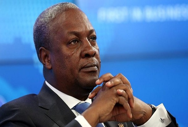 Mahama is not confusing anybody - Former Minister
