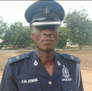 Superintendent of Police (SP) Cyprian Zenge allegedly took his own life