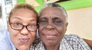 Shan George Loses Mother