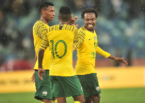 Bafana Bafana Players South Africa