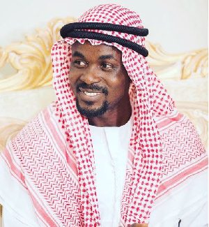 A warrant has been issued for the arrest of Nana Appiah Mensah who is alleged to have jumped bail