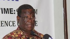 Roads and Highways Minister, Kwesi Amoako Atta