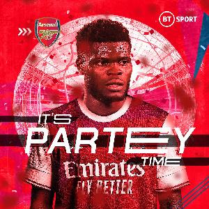 Partey To Arsenal