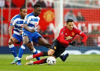 Andy Yiadom had a good game against Man Utd despite the defeat