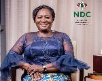 NDC vice president, Jane Naana Opoku-Agyemang