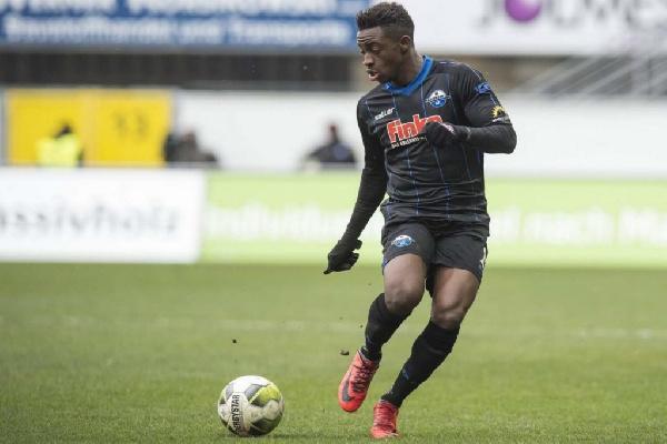 Werder Bremen express interest in Ghanaian youngster Christopher Antwi Adjei