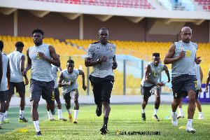 The trio could feature against Sao Tome