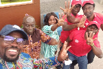 Some members of NPP in the diaspora