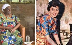 Emma Florence Yaa Adinyira Amedahe was the lady-in-waiting to Fathia Nkrumah