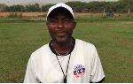 I'm not under-pressure - Liberty Professionals coach David Ocloo
