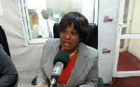 Nana Yaa Jantuah, Communications Director-PURC