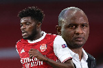 Play for the name on the front of the shirt – Patrick Vieira tells Thomas Partey
