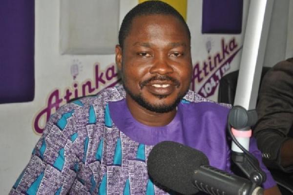 Akufo-Addo is hollow - Anthony Nkpenu
