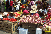 File photo of a Market