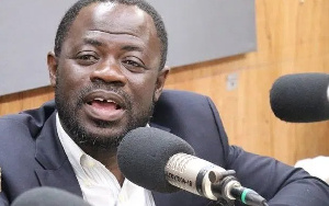 Chairman for the NPP in New Juaben North,  Kwadwo Boateng-Agyemang