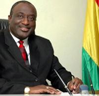 Alan John Kwadwo Kyerematen, Trade and Industry Minister