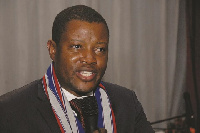 McHenry Venaani is a Namibian politician and the president of the Democratic Turnhalle Alliance