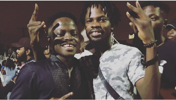 Angry Awal blasts Fameye for duping him