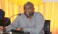 Nenyi George Andah, NPP Parliamentary Candidate for Awutu Senya West
