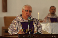 Rev. Father Andrew Campbell