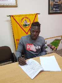 Richard Arthur has completed a move to St. George FC