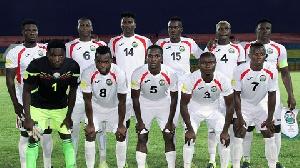 Kenya Football Team