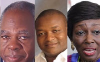 Some disqualified presidential aspirants