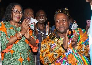 Mahama installed chief