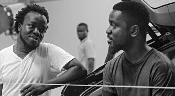 Akwaboah and I are good - Sarkodie