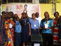 UMaT Basic School was first in the 4th edition W/R Independence Day Inter-District Quiz Competition