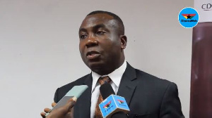 Emmanuel Adu-Sarkodee, Group CEO of CDH Financial Holdings Limited