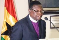 Most Rev. Professor Emmanuel Kwaku Asante