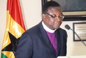 Reverend Emmanuel Asante