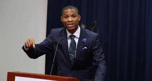 Member of Parliament for Madina Constituency, Francis-Xavier Sosu