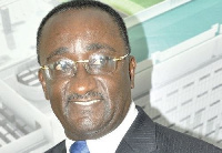 Dr. Afriyie Akoto, Minister of Agriculture